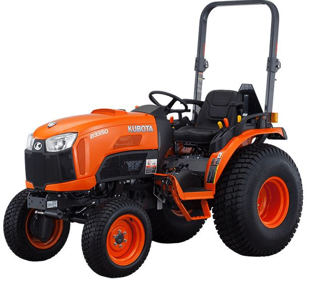 Kubota-B3350SUHSD-Compact-tractor