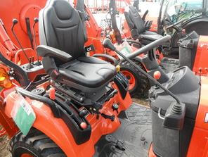 Kubota-BX25D-Compact-Tractor-Transmission-System