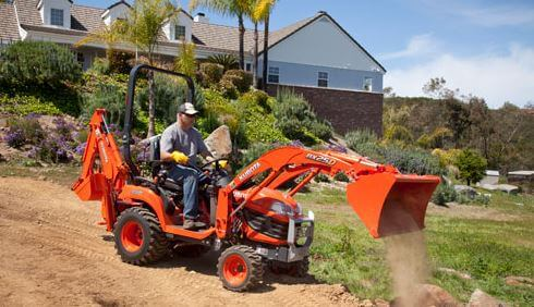 Kubota-BX25D-Sub-Compact-Tractor-Hydraulic-System