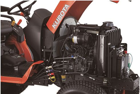 Kubota-BX2670-Engine