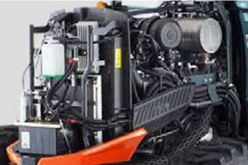 Kubota-Grand-L60-series-Tractor-Engine