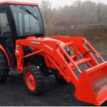Kubota L3301 Tractor Parts Specification Price and Review