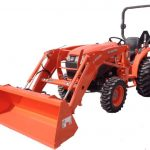 Kubota L3901 Compact Tractor Information Price Features Specs