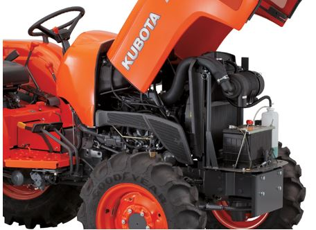 Kubota L3901 Compact Tractor parts Price and Specs