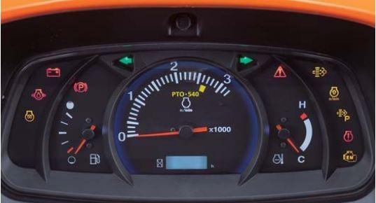 Kubota-L3901-dash-panel