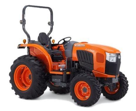 Kubota-L4060-4WD-Tractor-1