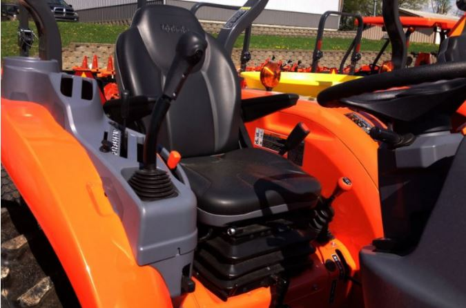 Kubota L4060 Tractor Parts Information  Price List  features