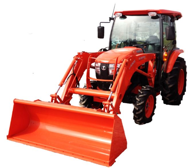 Kubota-L4060-Tractor