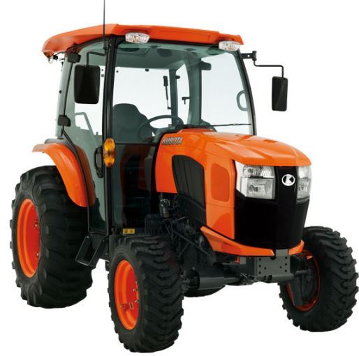Kubota-L4060HSTCC-4WD-Tractor-CAB