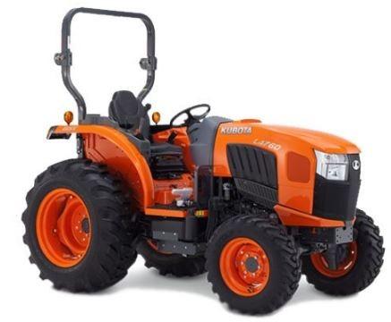 Kubota-L4760-Tractor-tire