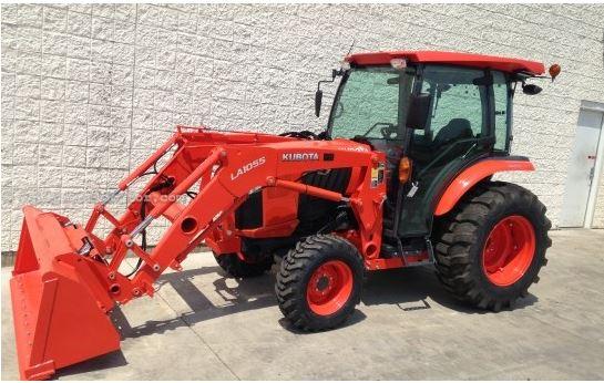 Kubota-L4760-Tractor