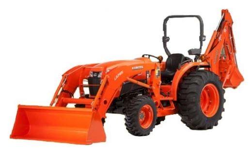 Kubota-L4760HST-4WD-Tractor