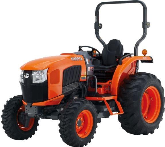 Kubota-L5460HST-Tractor