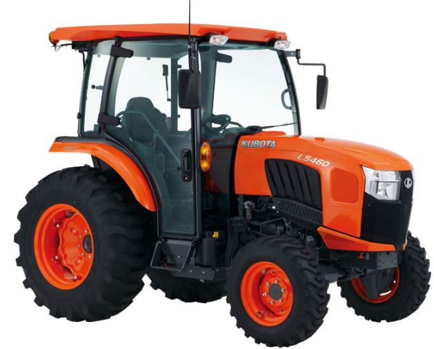 Kubota-L5460HSTCC-Tractor