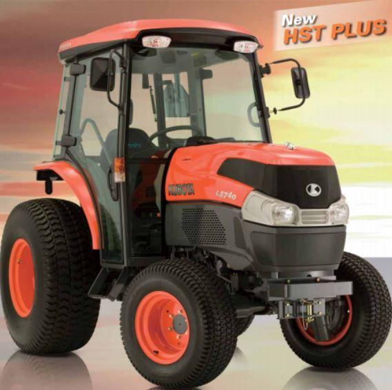 Kubota-L5740-Tractor