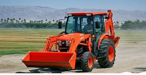 Kubota-L6060-Tractor-model