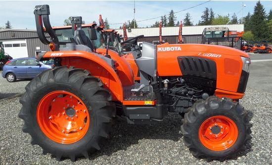 Kubota-L6060-Tractor