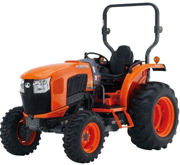 Kubota-L6060HST-Tractor