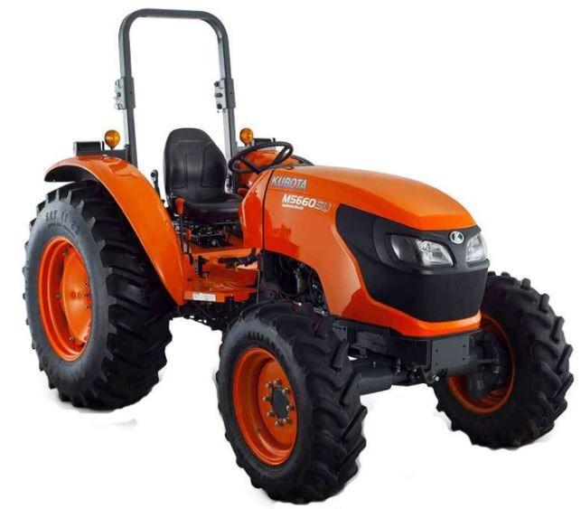 Kubota-M5660-Tractor-fuel-system