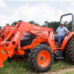 Kubota M5660SUH 2WD | M5660SUHD 4WD Tractors Information