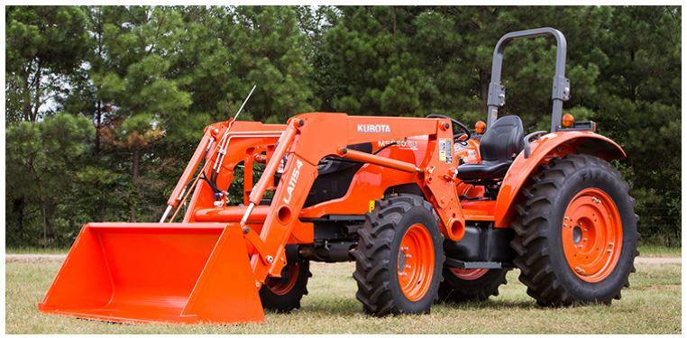 Kubota-M5660-Tractor