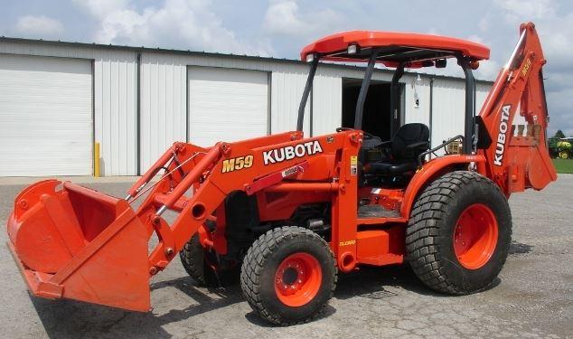 Kubota-M59-Loader