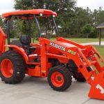 Kubota M59 TLB (Tractor Loader Backhoe) Price, Specs
