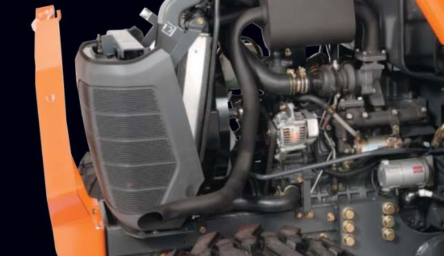 Kubota-M59-TLB-Engine