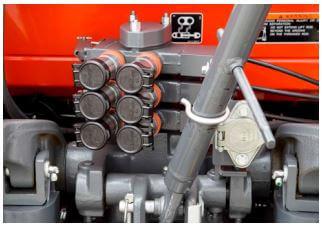 Kubota M5L 111 SN Tractor Hydraulics Performance