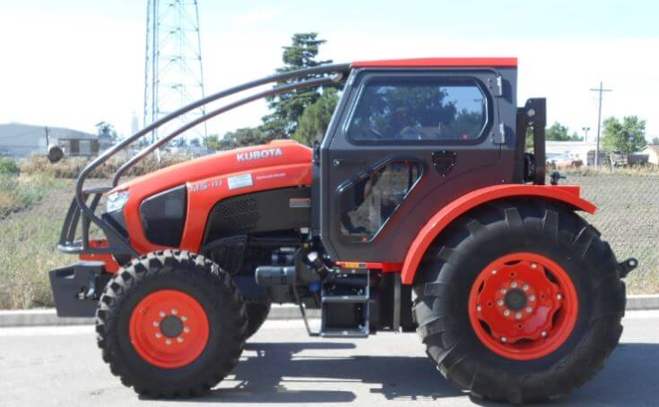Kubota M5L 111 SN Tractor Price Specs Overview