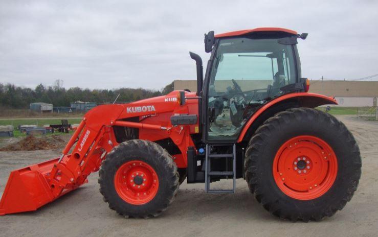 Kubota-M6-111-Tractor