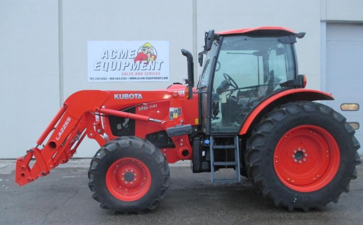 Kubota-M6-131-And-M6-141-Tractor-2255-Front-Loader