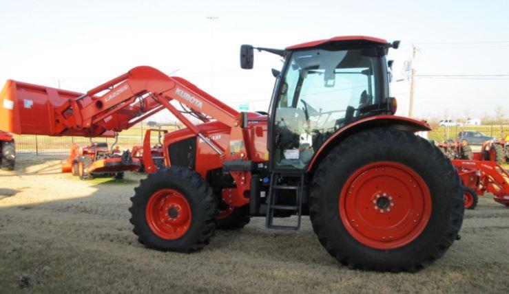 Kubota-M6-131-Tractor