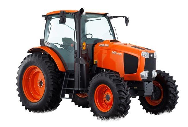 Kubota-M6-141-Tractor