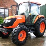 Kubota M6040 Tractor Parts Specs Price & Features Information
