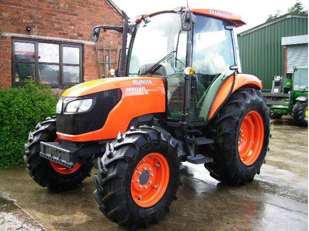 Kubota M6040 Tractor   key features   Price   Specifications