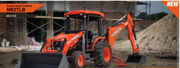 Kubota M62TLB For Sale Price Specs Overview