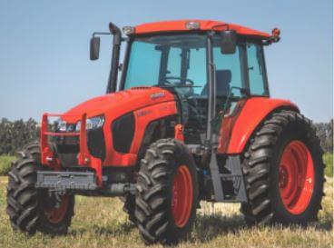 Kubota M6S 111SHC Tractor