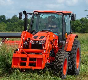Kubota M6S 111SHDC Tractor