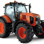 Kubota M7-131 Huge 128HP Giant Tractor Technical Specs Price