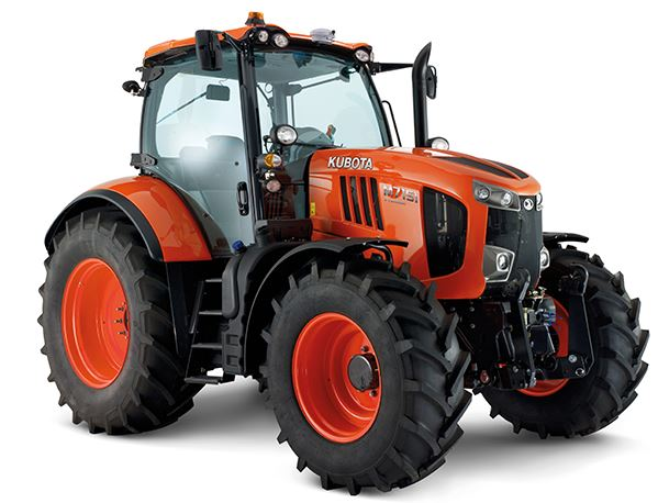 Kubota M7 151 Tractor For Sale Price Specs Weight Overview