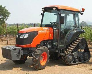 Kubota M8540 NPK Tractor Hydraulic System
