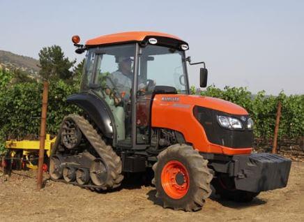 Kubota M8540 NPK Tractor Transmission
