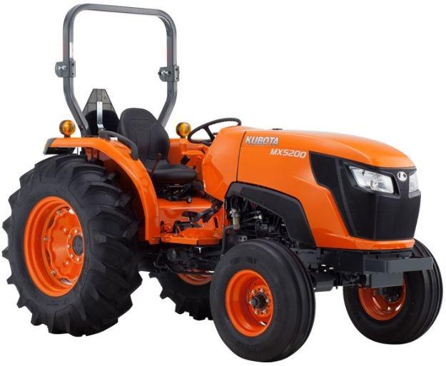 Kubota-MX5200-Tractor