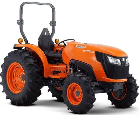Kubota-MX5800-Tractor