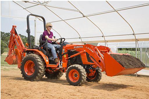 Kubota-b2301-tractor-hydraulic-system