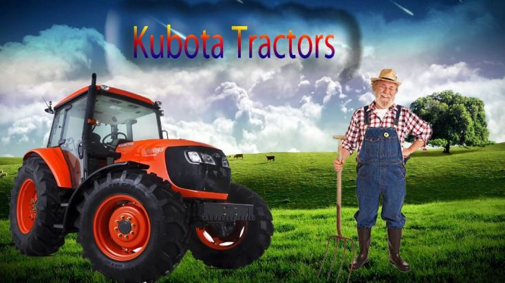 Kubota tractor price list