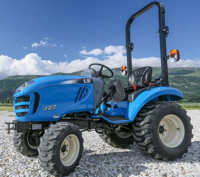 LS-J27-Sub-Compact-Tractor