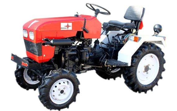 Lovson 4 x 4 Little Ginnie 14.5HP