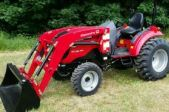 Mahindra 3540 4WD HST Tractor